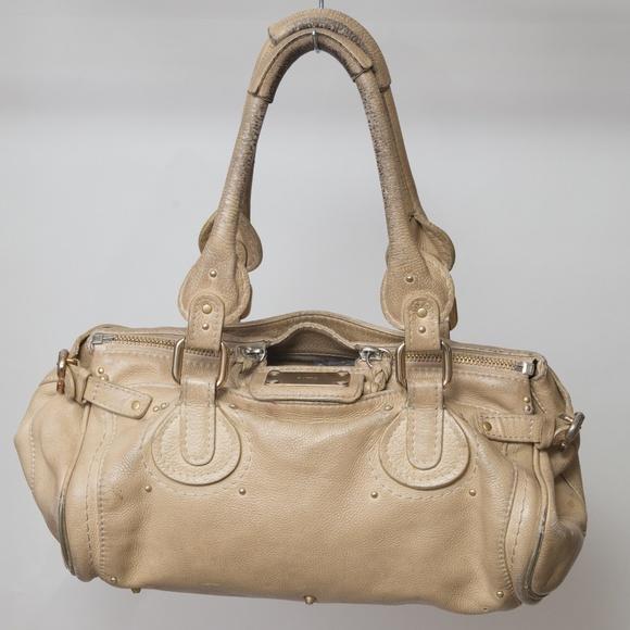 934afb0bbf Chloe Handbags - Vintage Chloé Paddington Bag